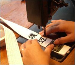 刺繍屋について